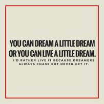 A little dream