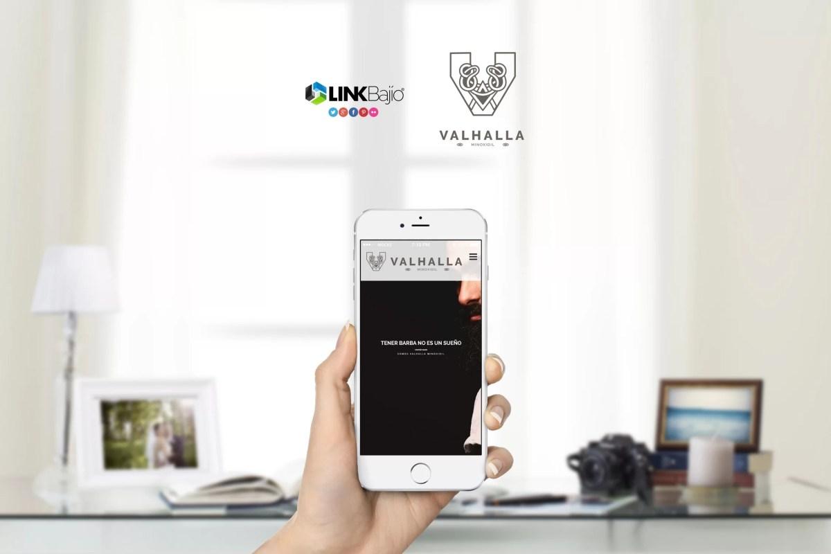 Valhalla Responsive Web Design