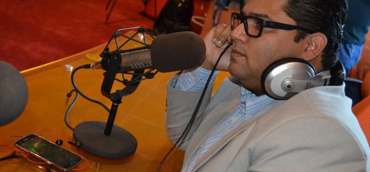 Amaury Reyna paticipa en programa radial En Dígitos; habla  del rol del  Community Manager