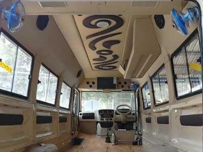 Am Auto Designers Car Tempo Traveller Buses Van
