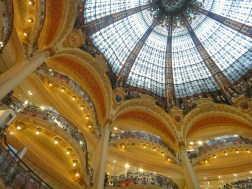 This stunning Art Nouveau confection is well worth braving the thronging crowds and nuclear hot interior for.