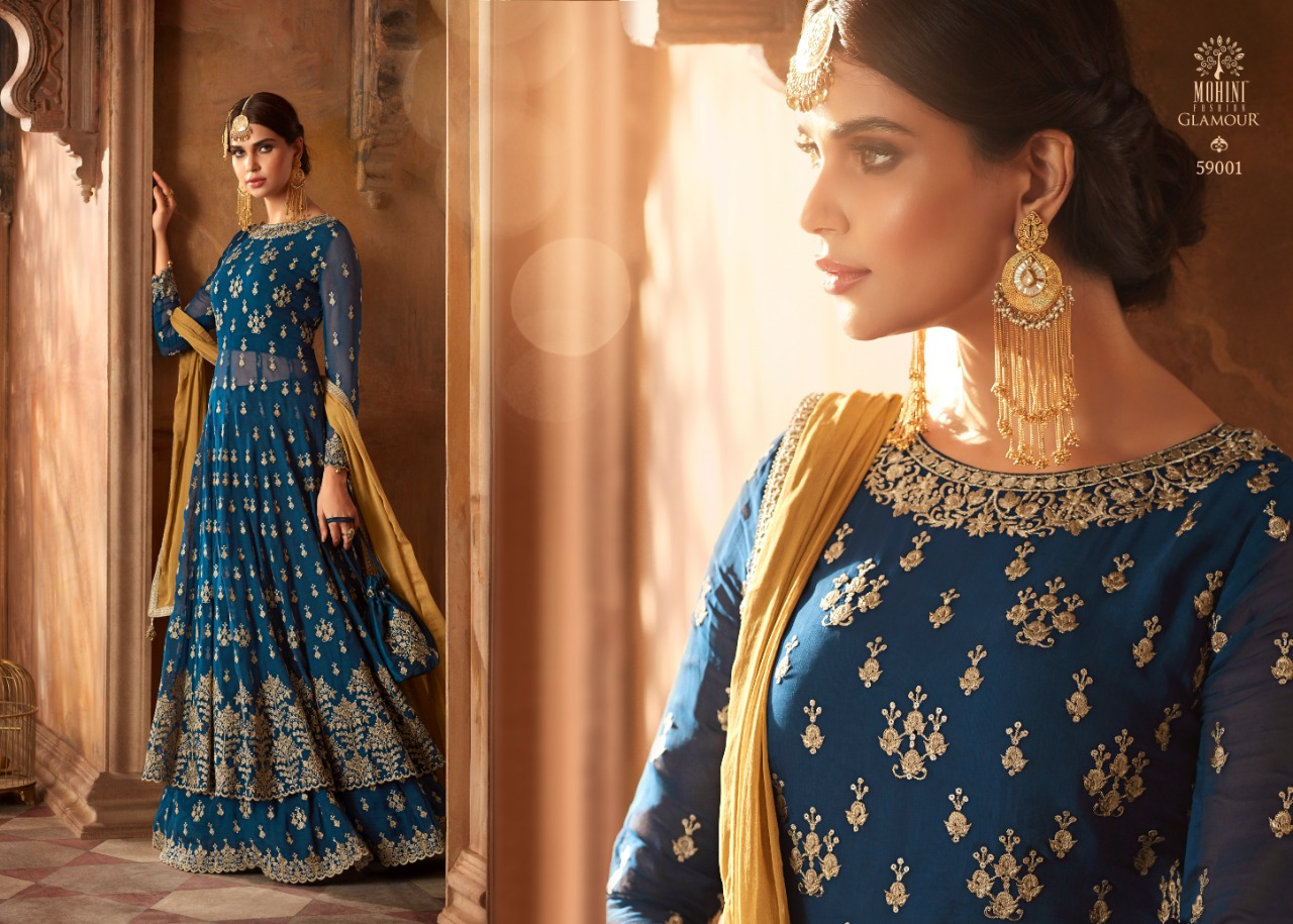 ea20a1abbd DOWNLOAD ZIP · DOWNLOAD PDF MOHINI PRESNTS GLAMOUR 59 NX BEAUTIFUL SHARARA  STYLE PARTY WEAR SUIT COLLECTION AT WHOLESALE PRICE