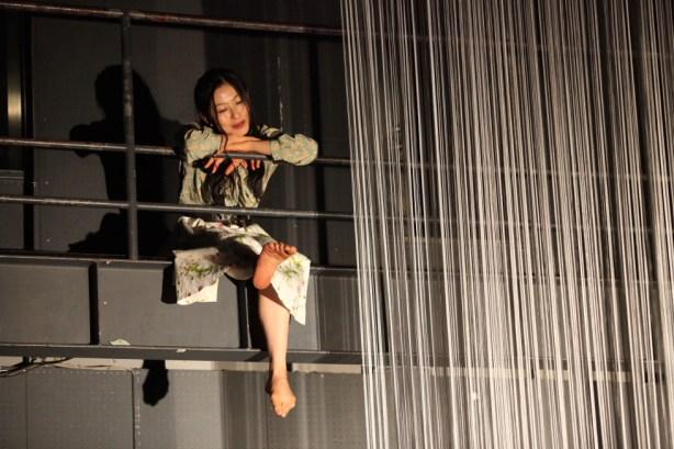 『フリル』舞台写真@王子小劇場 2012.09