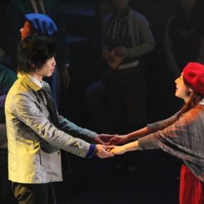 『うれしい悲鳴』舞台写真@吉祥寺シアター 2012.03
