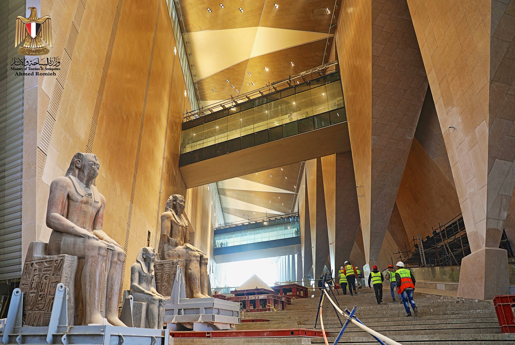 Egypt Re Opens Major Synagogue After Renovation