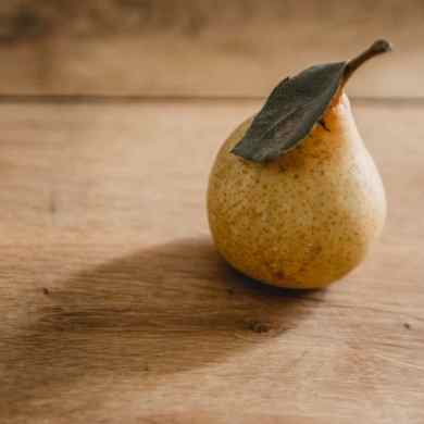 Pear Salad With Thyme Vinaigrette by Chef Caprial Pence