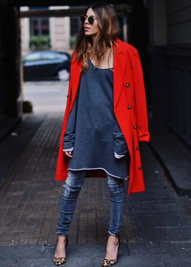 Fall-Street-Style-Dress-Over-Pant-Dressing-1