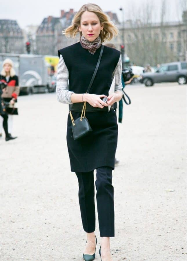 Fall-Street-Style-Dress-Over-Pant-Dressing-2