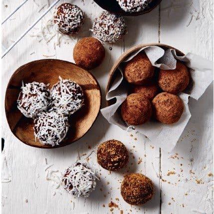 Gluten Free Coconut Cacao Truffles Recipe