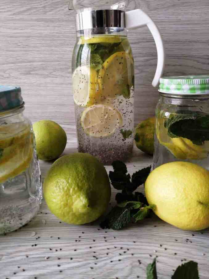 Chia seed water recipe and benefits - Amazeballs Recipes
