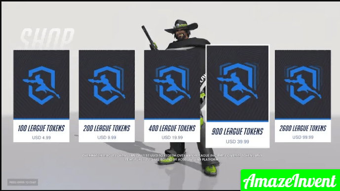 Get Overwatch League Tokens and how to Uninstall It