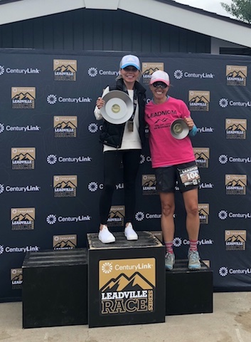 Leadville Podium