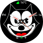 New Cat Watchfaces