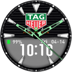 Tag Super Hybrid Amazfit Pace Watchface