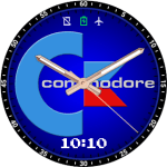 Commodore 64 Watchface