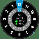 Moto Roto V2 – Amazfit Pace Watchface