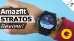 Xiaomi Huami Amazfit Stratos Review: Awesome Smartwatch… but I hate it!