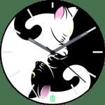 Luna and ArtemisWatchface