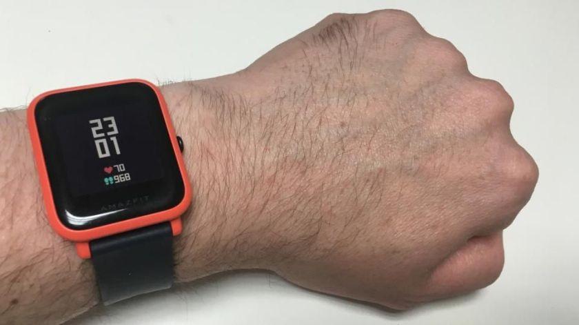 Amazfit Bip Smartwatch (Ewan Spence)