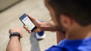 Runtastic Pro: How to use Adidas