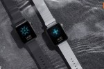 The Xiaomi Mi Watch is seen in official images: a brother of the Amazfit GTS inspired by the Apple Watch