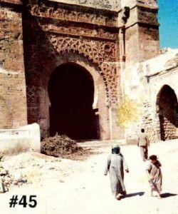 maroc porte oudaya 250x300 Amazigh : Rabat Porte de Loudaya 1950
