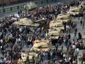 Egypte manifestation continue Egypte : Le vendredi  du départ
