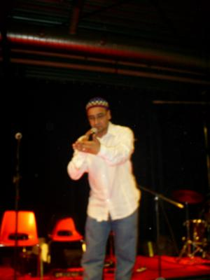 Rachid Aslal theatre amazigh Théâtre amazigh avec Rachid Aslal