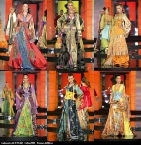 caftan 2011 291x300 Amazigh Caftan : la tenue berbère