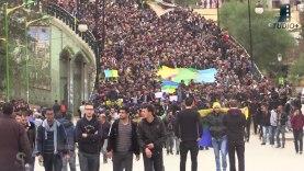 La marche du peuple à tizi