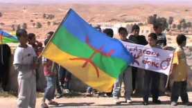 "La marche ""Printemps Amazigh"" en Tunisie 2013"