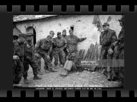 Guerre d'Algerie (photos colorisée)1 NOV 54