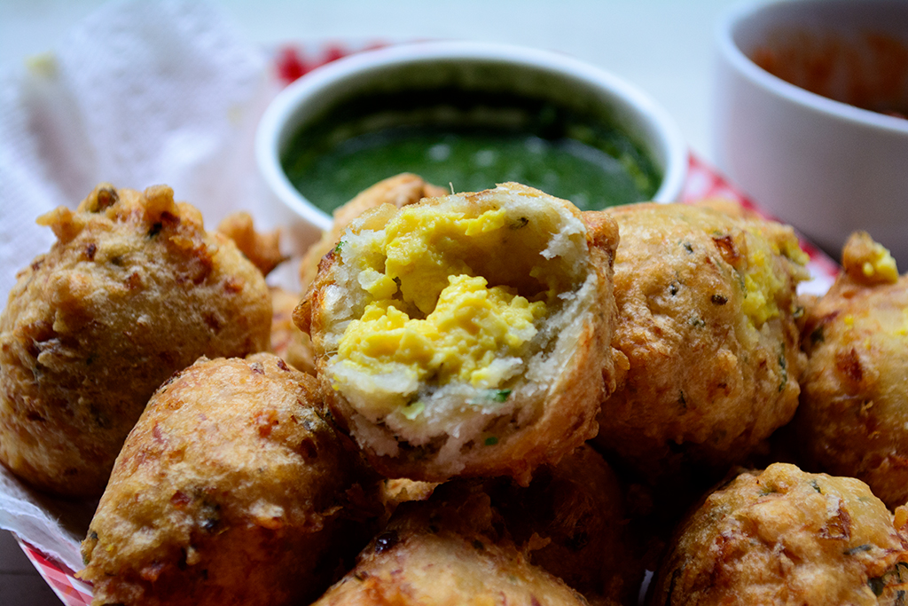 These-saltfish-fritters-are-stuffed-with-#ackee,-two-Jamaican-favourites-rolled-into-one