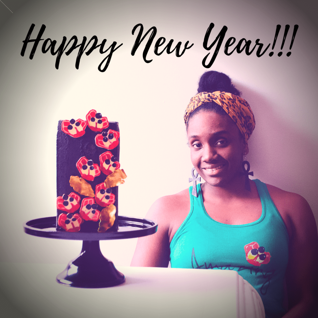 happy new year from amazing ackee