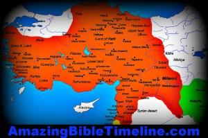 Hittites, The - Amazing Bible Timeline with World History