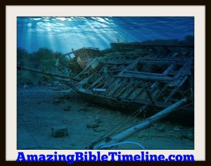 Why Were The Sailors Afraid of the Syrtis Sands (Voyage of Paul)