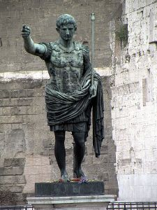 Octavianus_First_Caesar_statue
