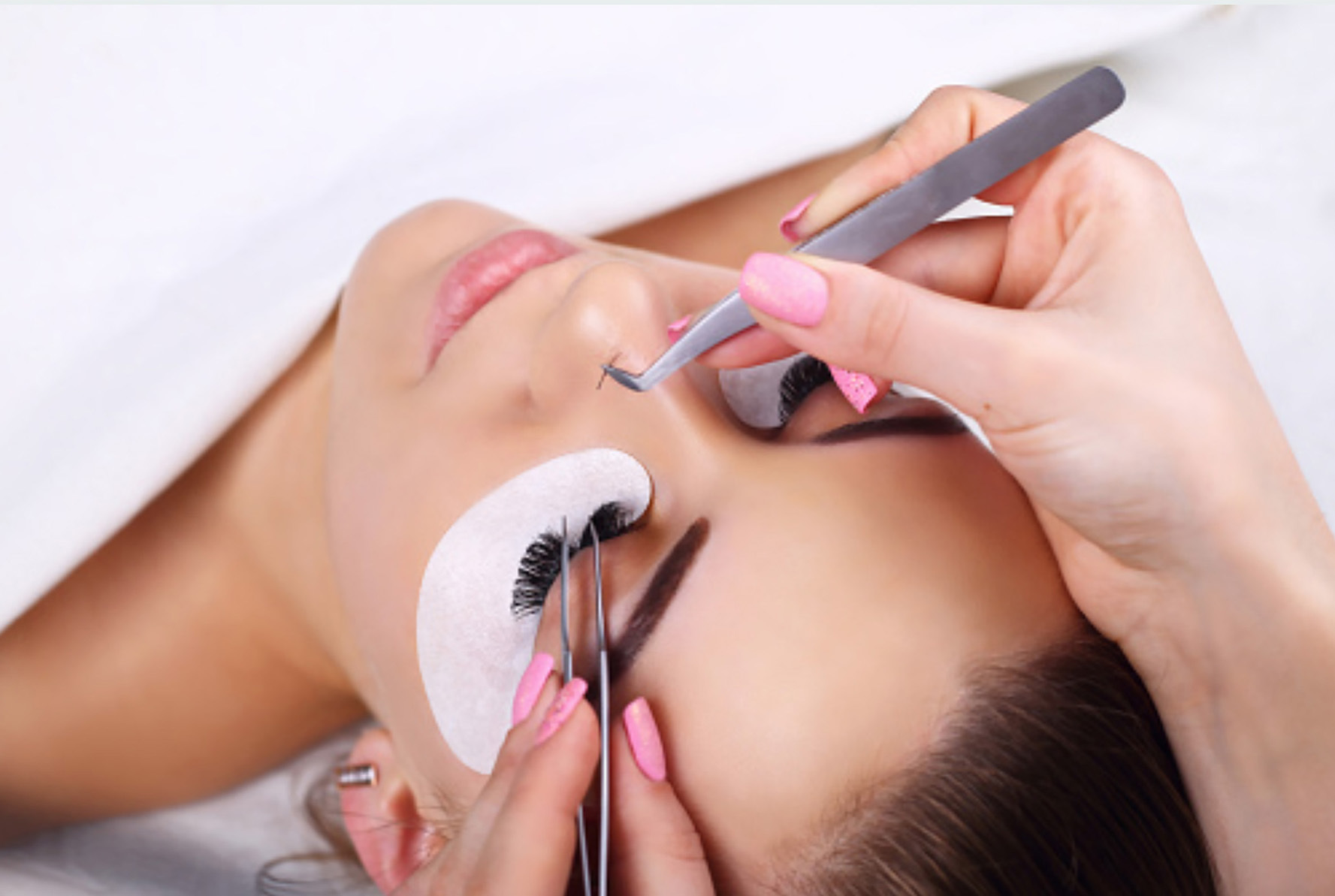 Eyelash extensions amazing brows and lashes you can see your lashes before we do them eyelash extensions solutioingenieria Images