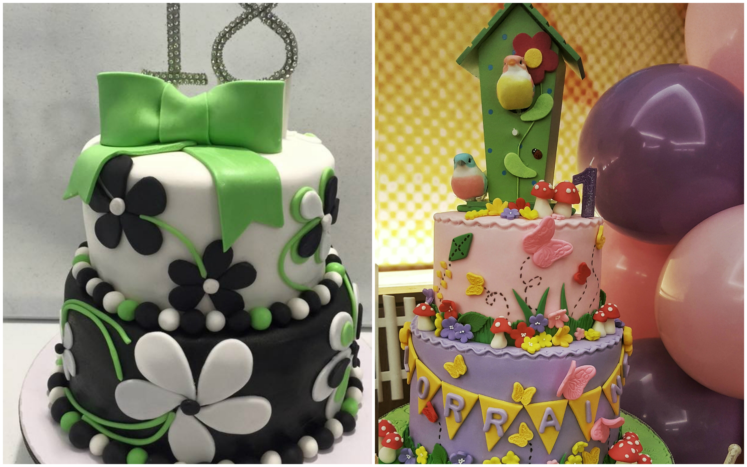 12+ Pretty Extraordinary Cakes That Are So Lovely To Look