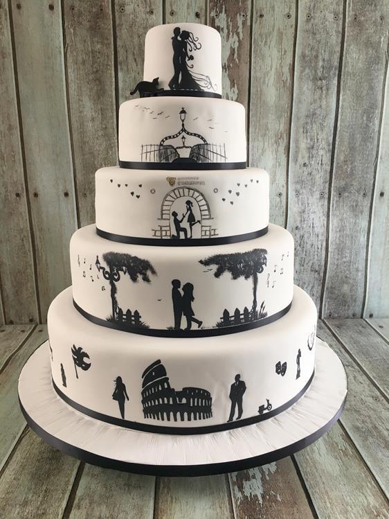 Extra Large Wedding Cakes Amazing Cakes Irish Wedding