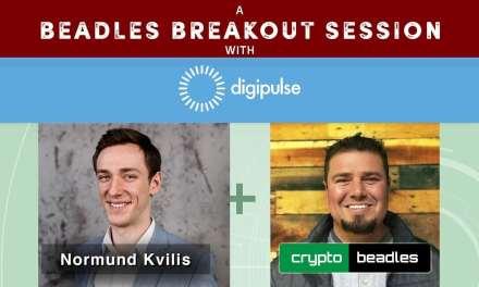(DGPT)Co-Founder Normund Kvilis of DigiPulse Interview A Beadles Breakout Session