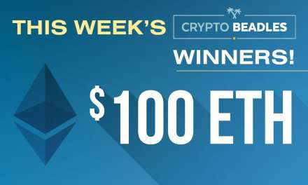 Crypto Update and Winners Announced