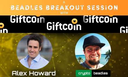 NEW CRYPTO ICO Giftcoin Interview. (GIFT) Charitable giving on the blockchain!