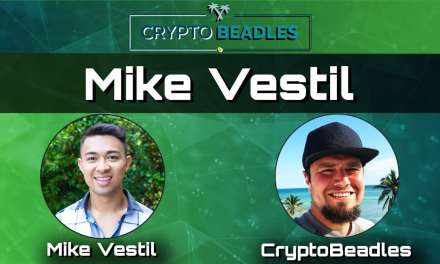 Awesome insight from Mike Vestil on crypto and much more