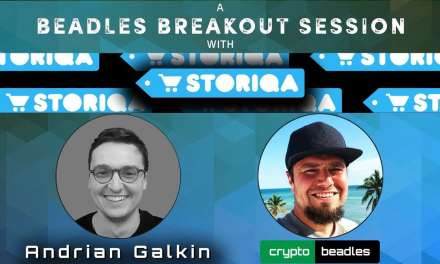 Storiqa (STQ)  Co-Founder Andrian Galkin Crypto Biz To Disrupt Online Shopping
