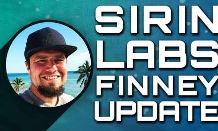 Sirin Labs Finney Crypto Phone Update
