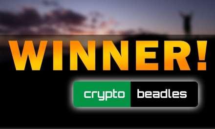 Winner announced! CryptoBlock unveiled.