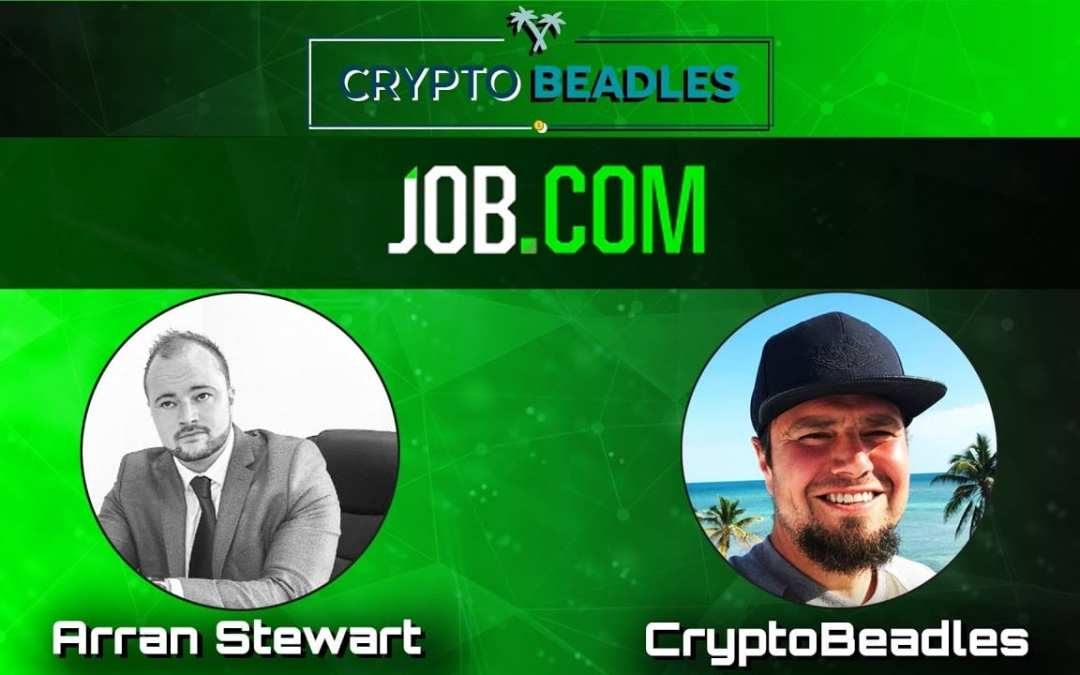 (CRYPTO) Job Dot Com and Their Move To Blockchain (Job.com)