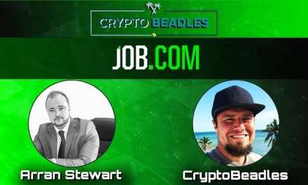 (CRYPTO) Job Dot Com and Their Move To Blockchain (Job.com)