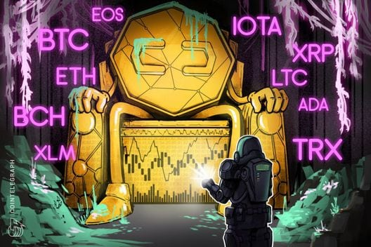 Bitcoin, Ethereum, Ripple, Bitcoin Cash, EOS, Litecoin, Cardano, Stellar, IOTA, TRON: Price Analysis, August 08